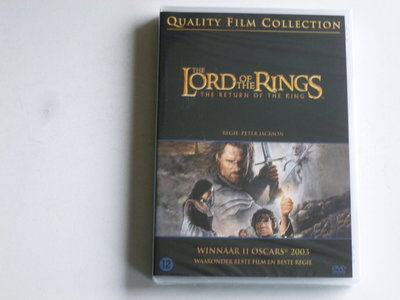 The Lord of the Rings - The Return of the King (DVD) Nieuw