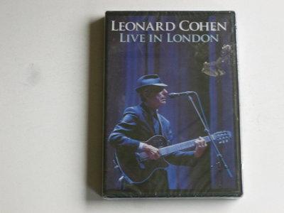 Leonard Cohen - Live in London (DVD) Nieuw