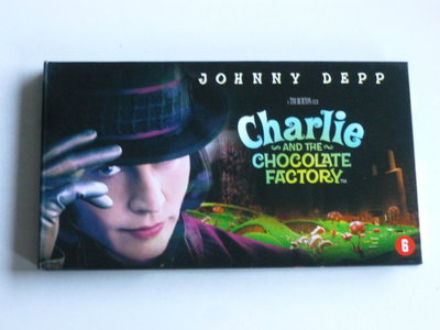 Charlie and the Choclate Factory - Tim Burton, Johnny Depp (2 DVD)