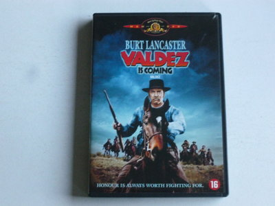 Valdez is coming - Burt Lancaster (DVD)