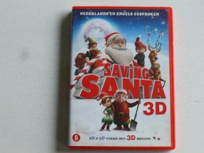 Saving Santa 3 D (Nederlands gesproken) DVD