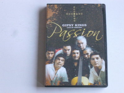 Gipsy Kings - Passion / Live in Concert (DVD)