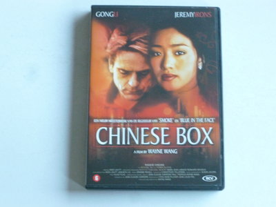 Chinese Box - Wayne Wang (DVD)