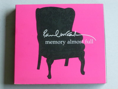 Paul McCartney - Memory almost full ( CD + DVD)