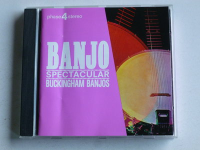 Banjo Spectacular Buckingham Banjos