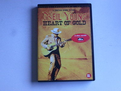 Neil Young - Heart of Gold ( 2 DVD)
