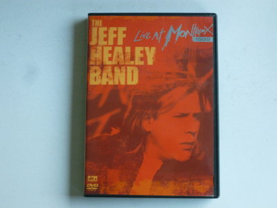 The Jeff Healey Band - Live at Montreux 1999 (DVD)