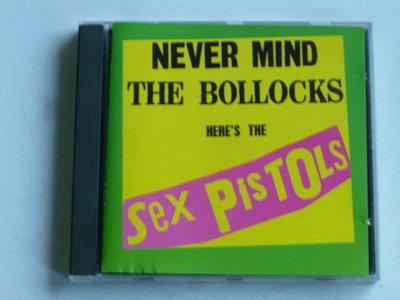 The Sex Pistols - Never mind the bollocks