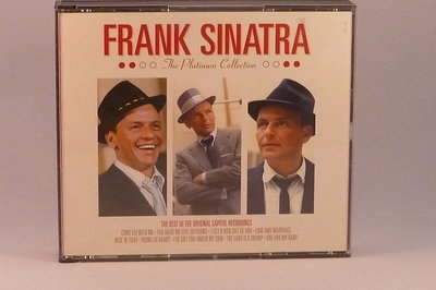 Frank Sinatra - 3 CD Box The Platinum Collection