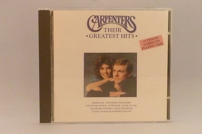 Carpenters-Their-Greatest-Hits