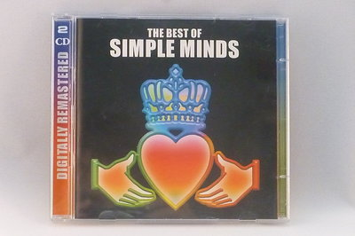 Simple Minds - The Best of 2CD