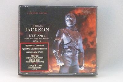 Michael Jackson - History 2 CD