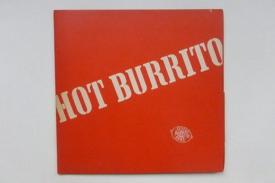 Flying Burrito Bros - Hot Burrito (LP)