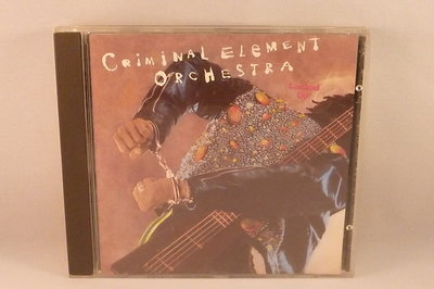 Criminal Element Orchestra - Locked up