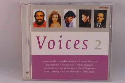 Voices 2 (CD)
