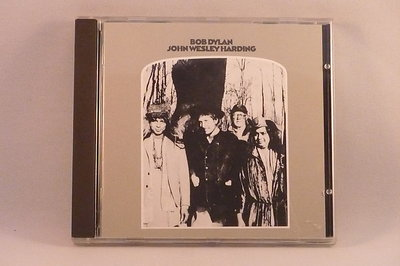 Bob Dylan - John Westley Harding