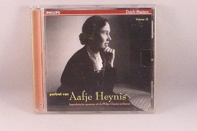 Aafje Heynis - Portret van
