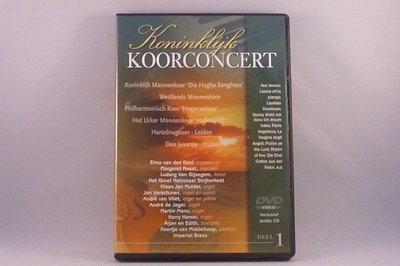 Koninklijk Koorconcert (DVD)