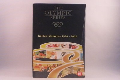 The Olympic Series - Golden Moments 1920 - 2002 (6 DVD)