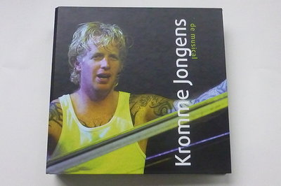 Kromme Jongens De Musical 3 DVD Box