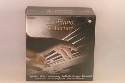 The Piano Collection (25 CD Box)