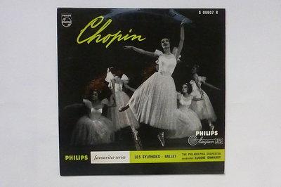 Chopin - Les Sylphides / Eugene Ormandy (LP)