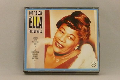 Ella Fitzgerald - For the Love of (2 CD)