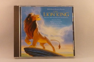 The Lion King - Motion Soundtrack