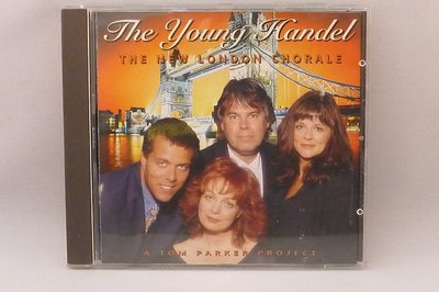 The Young Händel - The New London Chorale (BMG)