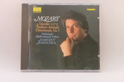 Mozart - Marches 1 & 2 / Hartmut Haenchen