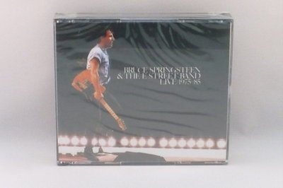 Bruce Springsteen - The E Street Band - Live 1975 - 1985 (3 CD)