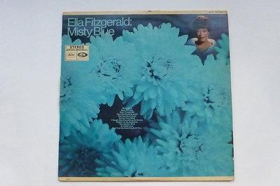Ella Fitzgerald - Misty Blue (LP)