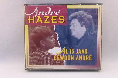 Andre Hazes - Al 15 jaar Gewoon Andre (2 CD)