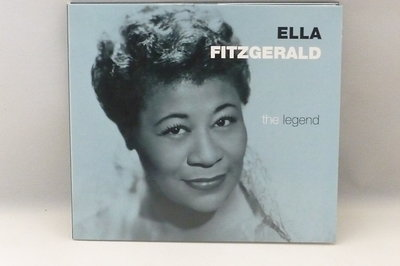 Ella Fitzgerald - The Legend