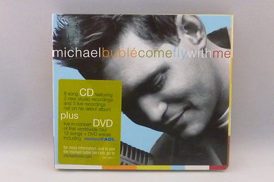 Michael Bublé - Come fly with me (CD+DVD)