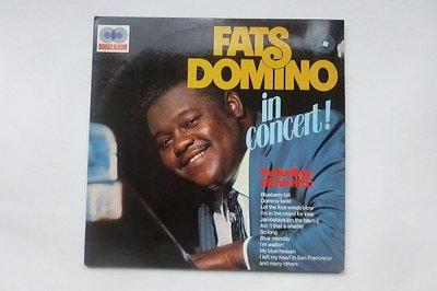 Fats Domino - In Concert (2 LP)