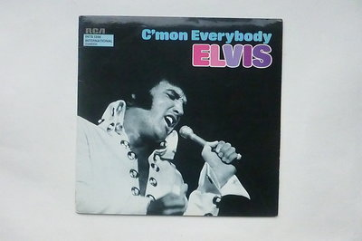 Elvis Presley - C' mon Everybody (LP)