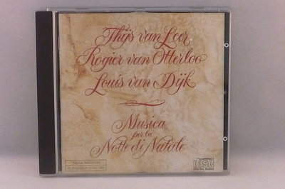 Thijs van Leer, Rogier van Otterloo, Louis van Dijk - Musica per la Notte di Natale