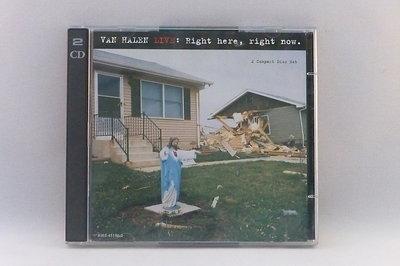 Van Halen - Live: Right here, right now (2 CD)