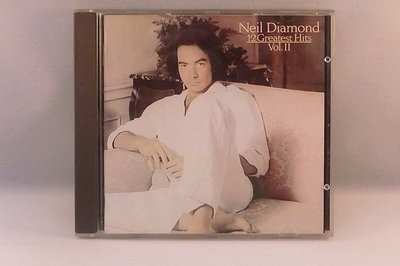 Neil Diamond - 12 Greatest Hits Vol II (Holland)