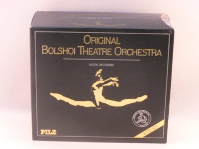 Original Bolshoi Theatre Orchestra (5 CD)
