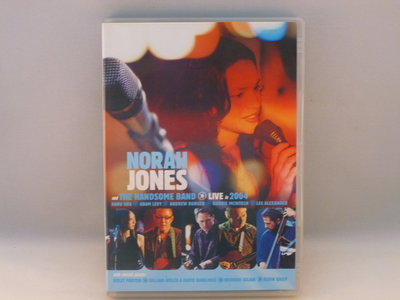 Norah Jones - The Handsome Band / Live (DVD)