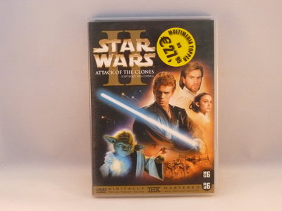 Stars Wars - Attack of the Clones (2 DVD)