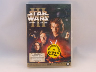 Star Wars III- Revenge of the Sith (2 DVD)