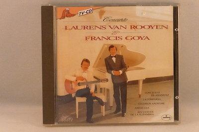 Laurens van Rooyen & Francis Goya - Concierto