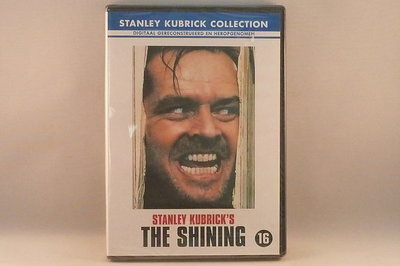 The Shining - Stanley Kubrick (DVD) Nieuw