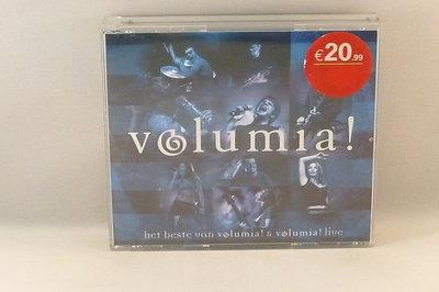 Volumia! - Het beste van Volumia / Live (2 CD)