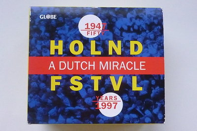 Fifty years Holland Festival - A Dutch Miracle (6 CD)