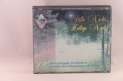 Stille Nacht, Heilige Nacht - 75 meest gevraagde Kerstliederen (4 CD)