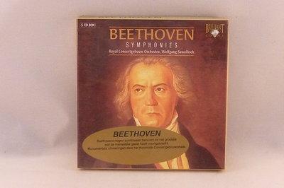 Beethoven  - Symphonies / Sawallisch (5 CD)